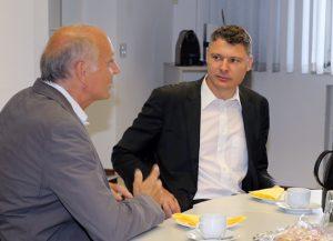 Jörg Geerlings im Gespräch mit Wilhelm Prechters